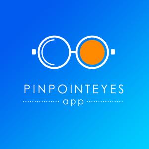 PinpointEyes App - Logo