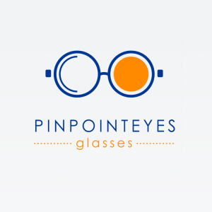 PinpointEyes Glasses - Logo